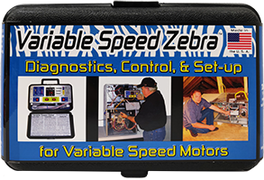 VZ7 - Variable Speed Zebra