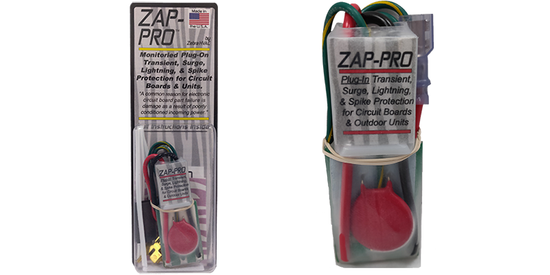 ZAP-PRO - Plug-In Surge & Spike Protector (120-240V)